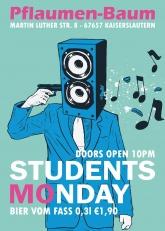 Pflaumenbaum Students Monday
