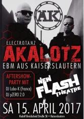 Akalotz Live
