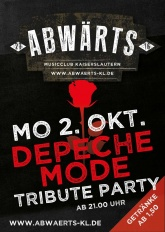 Depeche Mode Tribute Party