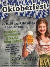 Oktoberfest Café Royal