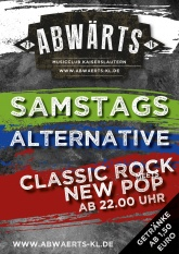 Abwärts Samstag Alternative