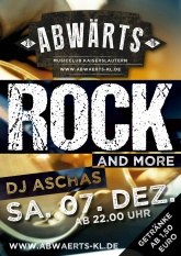 Abwärts Rock and more